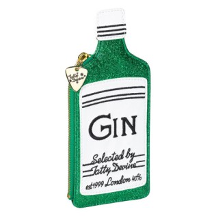 Gin Coin Purse by Tatty Devine